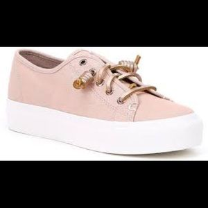 NWOB Rose Gold Sperry